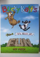 Get Fuzzy Bucky Katts Darby Conley