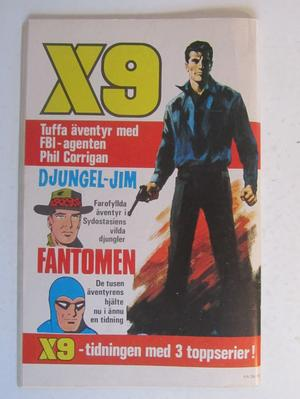 Fantomen 1970 26 Vg