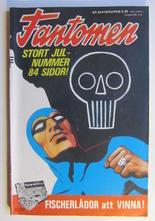 Fantomen 1970 25 Vg