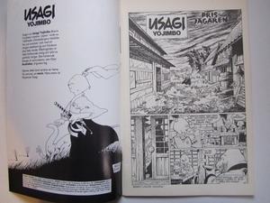 Usagi Yojimbo 1991 01