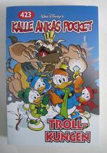 Kalle Ankas pocket 423 Trollkungen