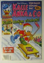 Kalle Anka & Co 1996 09 med bilaga