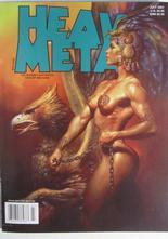 Heavy Metal Magazine 2001 07 July