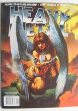 Heavy Metal Magazine 2001 09 September
