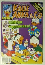 Kalle Anka & Co 1996 14 med bilaga