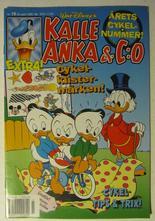 Kalle Anka & Co 1996 18 med bilaga