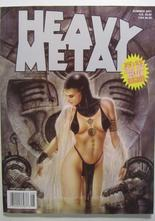 Heavy Metal Magazine 2001 Special 02 Summer