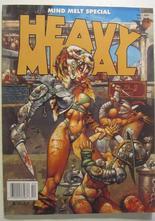Heavy Metal Magazine 2001 Special 03 Fall