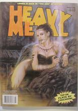 Heavy Metal Magazine 2002 03 March