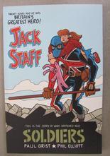 Jack Staff Vol 2 Soldiers