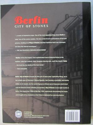 Berlin - City of Stones Book 1