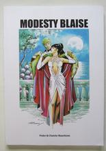 Modesty Blaise faktabok
