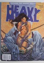 Heavy Metal Magazine 2002 Special 01 Spring