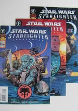 Star Wars Starfighter Crossbones 1-3 miniserie