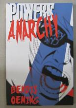 Powers Vol 5 Anarchy