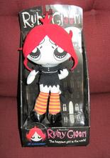 Ruby Gloom docka plysch