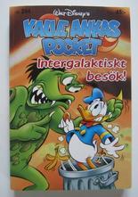 Kalle Ankas pocket 244 Intergalaktiskt besök