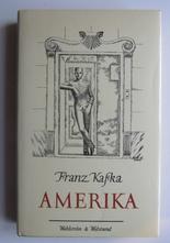 Kafka, Franz Amerika inbunden
