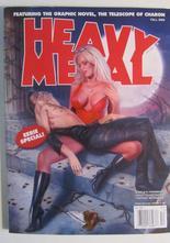 Heavy Metal Magazine 2008 Special 03 Fall