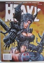 Heavy Metal Magazine 2009 07 July