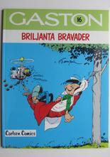 Gaston 16 Briljanta bravader 1:a uppl.