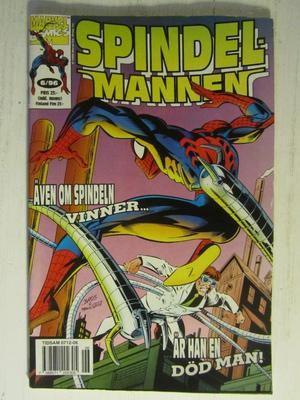 Spindelmannen 1996 06