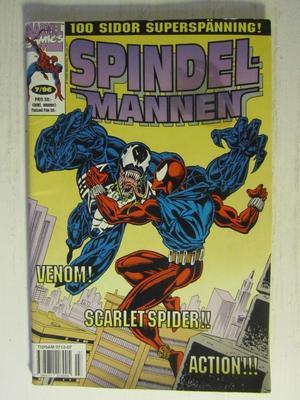 Spindelmannen 1996 07