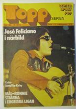 Toppserien 1972 11 Vg