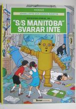 Johan, Lotta och Jocko 01 S/S Manitoba svarar inte