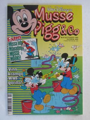 Musse Pigg & Co 1989 09 Don Rosa