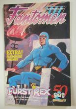 Fantomen 1986 25 med julkort