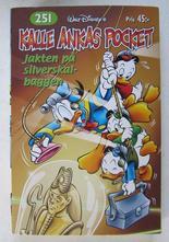 Kalle Ankas pocket 251 Jakten på silverskalbaggen