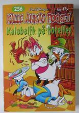 Kalle Ankas pocket 256 Kalabalik på hotellet