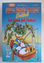 Kalle Ankas pocket 259 En fena på fiske
