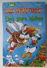 Kalle Ankas pocket 266 Den store hjälten