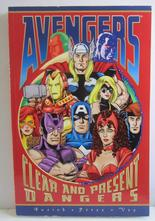 Avengers Clear and Present Dangers