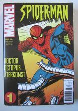 Spider-man Doctor Octopus återkomst