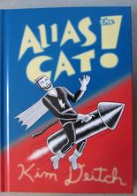 Alias Cat av Kim Deitch