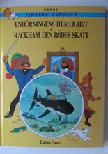Tintins äventyr S1 2:a upplagan 1994