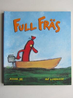 Ulf Lundkvist Assar 03 Full fräs
