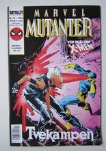 Marvel Mutanter 1989 12