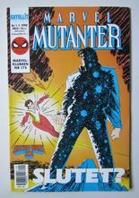 Marvel Mutanter 1990 01