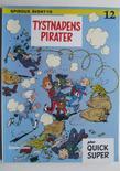 Spirou 12 Tystnadens pirater 3:e uppl.