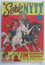 Serienytt 1957 12 Vg+