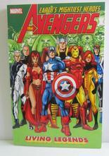 Avengers Living Legends