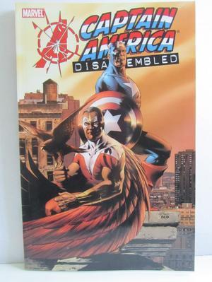 Avengers Disassembled : Captain America