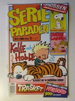 Serieparaden 1988 06