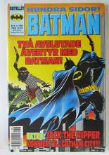 Batman 1991 06 Gotham in Gaslight