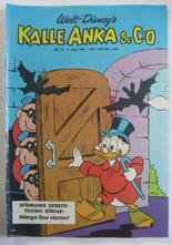 Kalle Anka 1967 18 Vg+