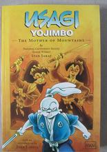 Usagi Yojimbo Vol 21 Mother of Mountains